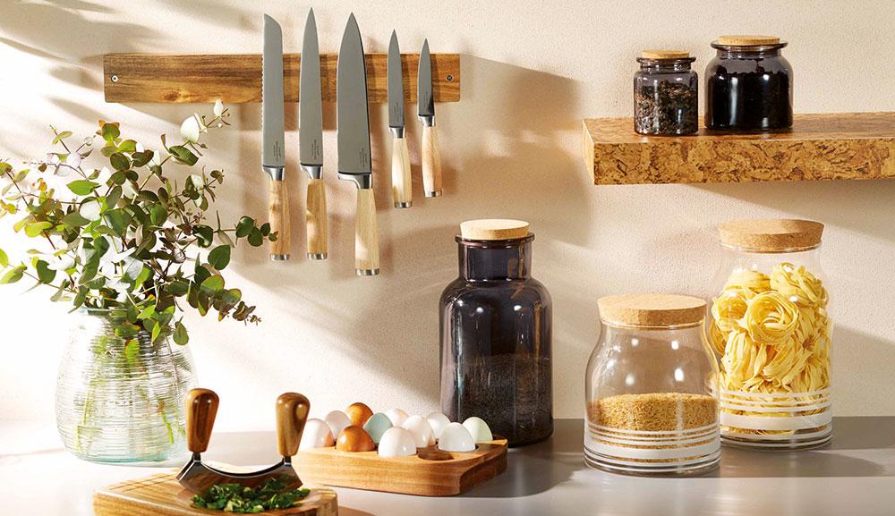 Kuchyně s úložným potenciálem