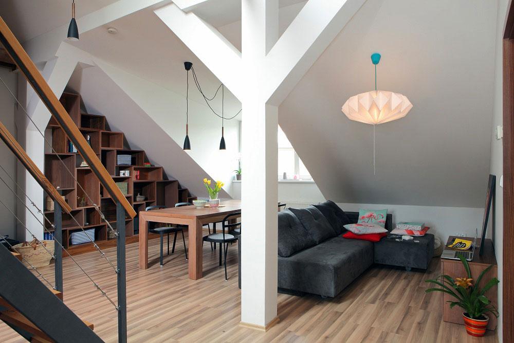 Prvotní nadšení vystřídalo zklamání: koupí prostorného bytu vše jen začalo