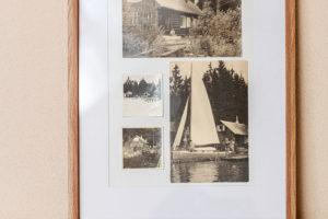 fotografie na zdi