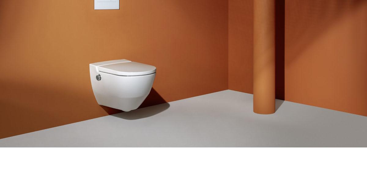 Toalety Laufen s bidetovou sprškou: Hygiena bez kompromisů