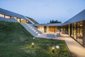 Green Line House