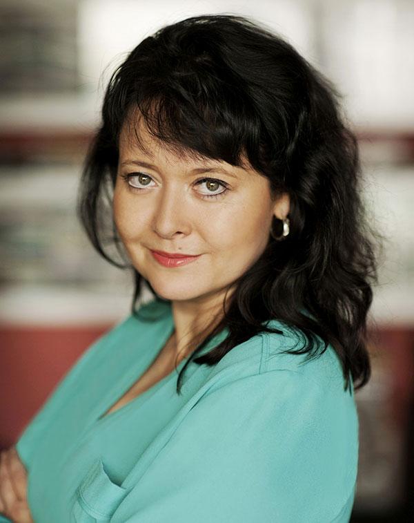 Pavla Gomba foto Lenka Hatasova