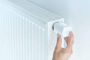 Radiátory s chytrými hlavicemi se postarají o tepelný komfort