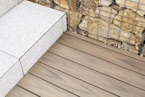 drevená terasa