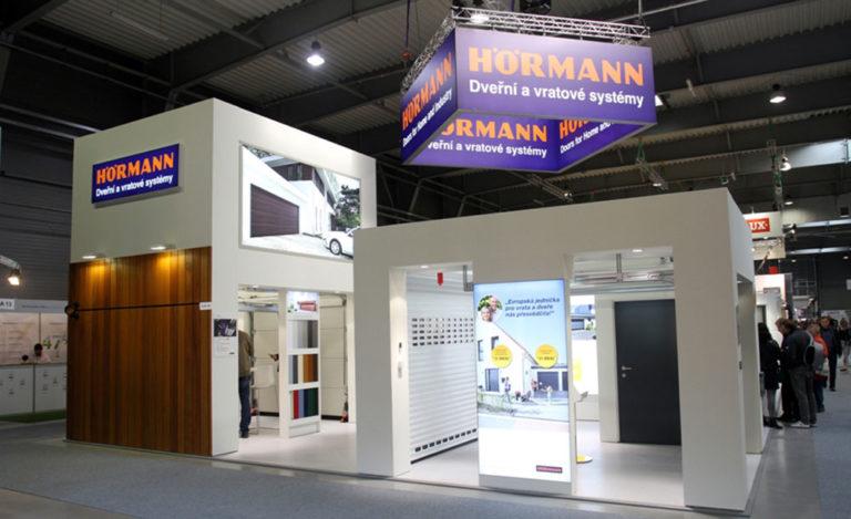 Hörmann přivezl na ForArch 2019 průřez novinkami i osvědčený sortiment