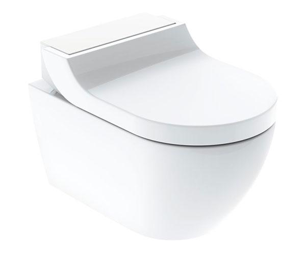 sprchovací toalety