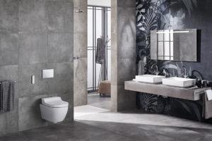 sprchovací toalety a kouplna