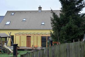 Přestavba starého hornického domu: Návrat k tradici přizpůsobený moderním potřebám