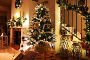 Trendy ve výzdobě letošních Vánoc