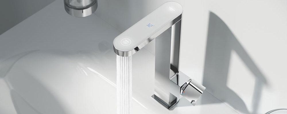 Nová kolekce vodovodních baterií: digitální preciznost, která překonává design
