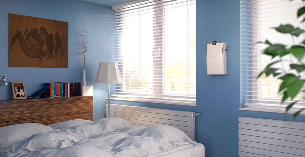 Zvýšená vlhkost v bytě? Porazte ji jednou pro vždy