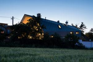 Rodinný dům Jinočany