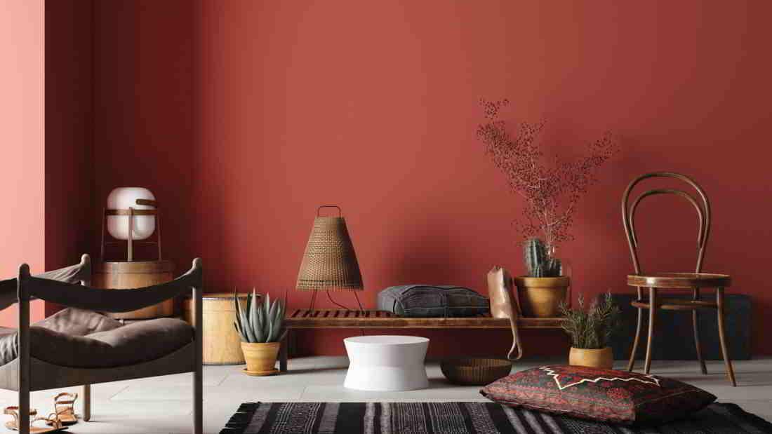 Kreativní stěny, které v interiéru vytvoří jedinečnou atmosféru