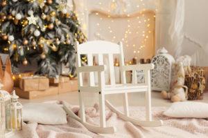 Tipy na vánoční dekorace: Stylové Vánoce ve vašem obývacím pokoji