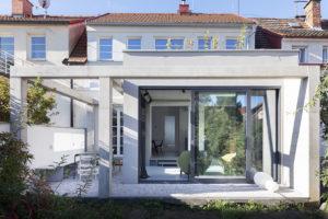 Jak zrekonstruovat řadový dům při jeho omezených možnostech
