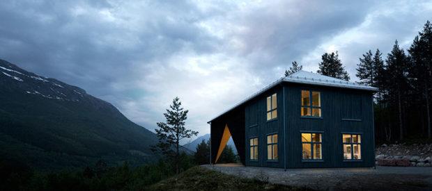 Třetinový dům