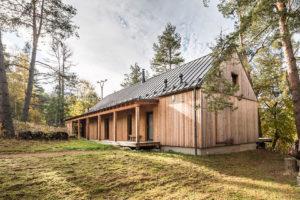 Dřevostavba Bernau