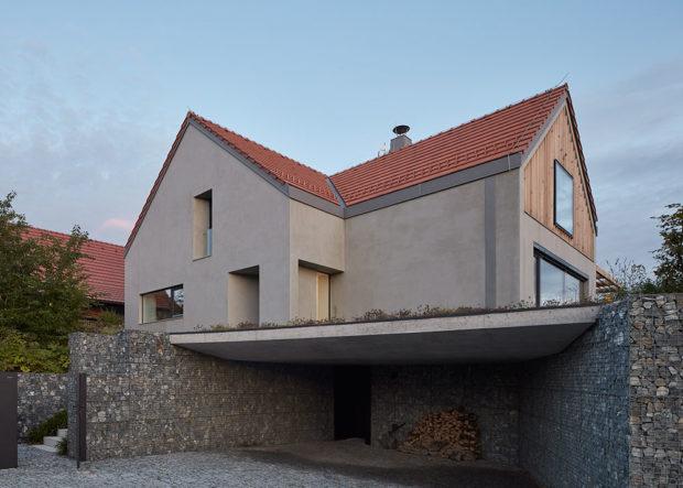 přestavba domu
