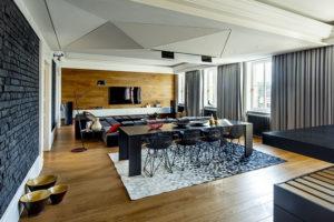 Velký byt pro náročného majitele