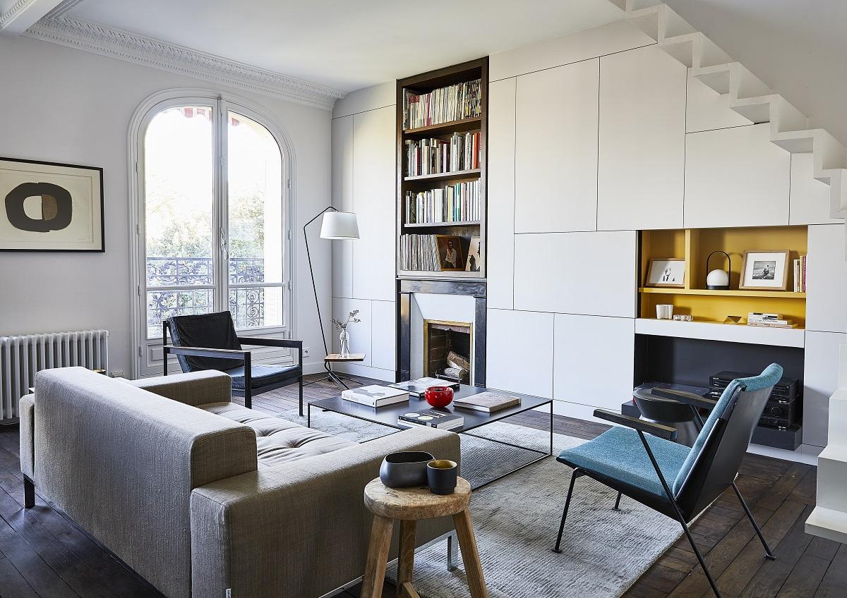 Velký obývací prostor