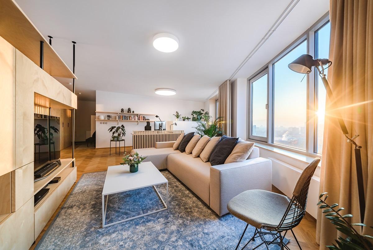 Čtyřpokojový byt v Bratislavě