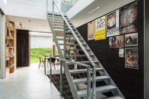 schody v interieru