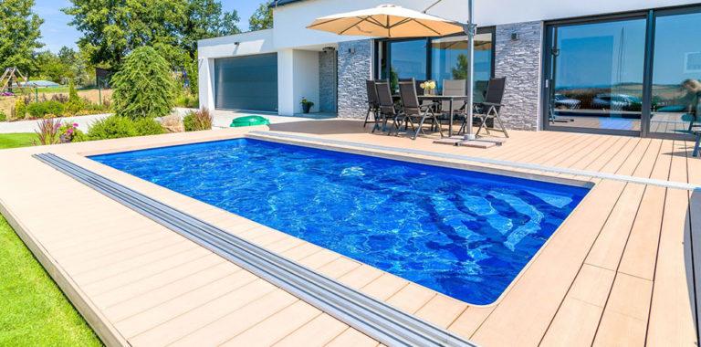 Zapuštěný bazén v 7 krocích