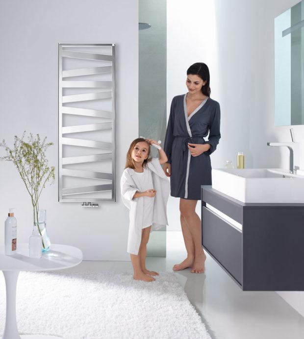 koupelnový radiator