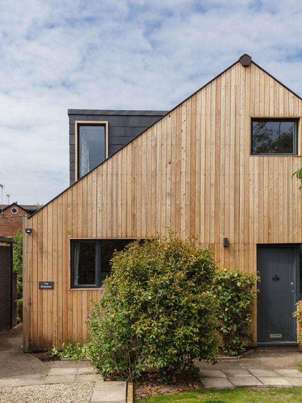 Proměnou starého bungalovu