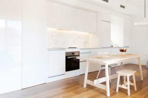 Rekonstrukce bytu roztříštěného do malých segmentů dopadla na jedničku