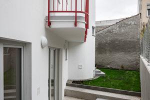 rekonstrukce prvorepublikového domu