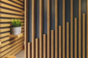 dřevěné lamely