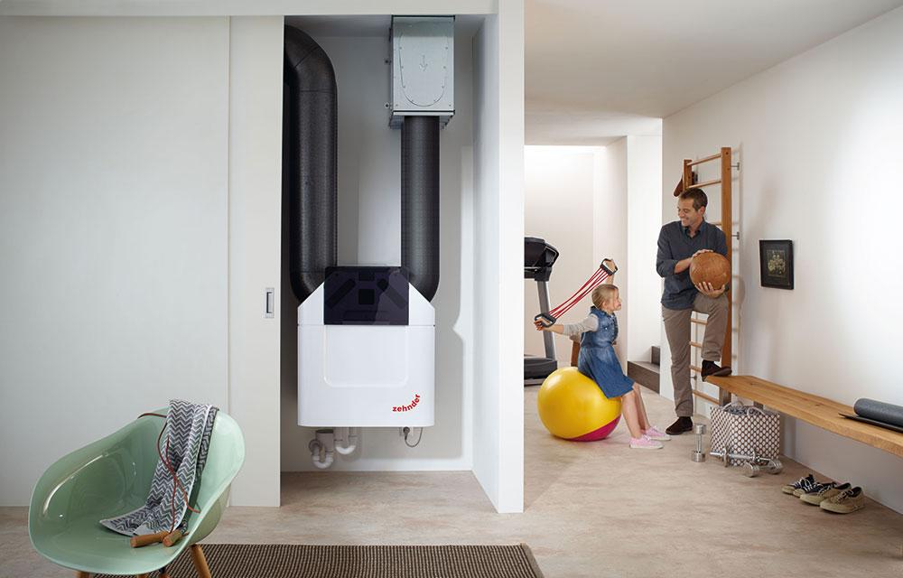 Zdravý rodinný dům a maximálně čistý vzduch podle nových pravidel