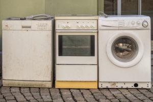 staré pračky