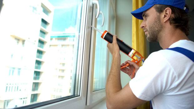 oprava okna