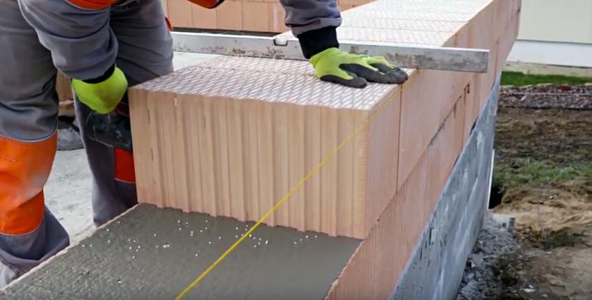 Video seriál Stavba domu: Technologie zdění (3. díl)