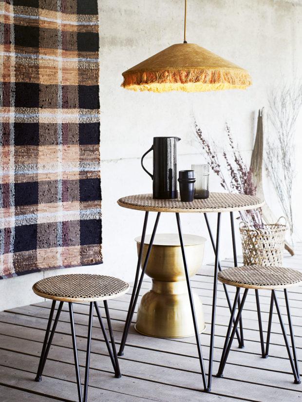 dekorace s textilem