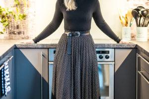 Kuchyňská zástěna