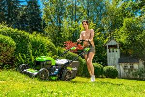 Ideální pomocníci na zahradě – tiché a ekologické AKU stroje