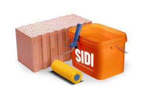 S maltou HELUZ SIDI postavíte cihlový pasivní dům rychleji