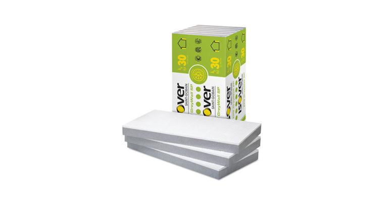 NOVINKA – šedo-bílý fasádní polystyren