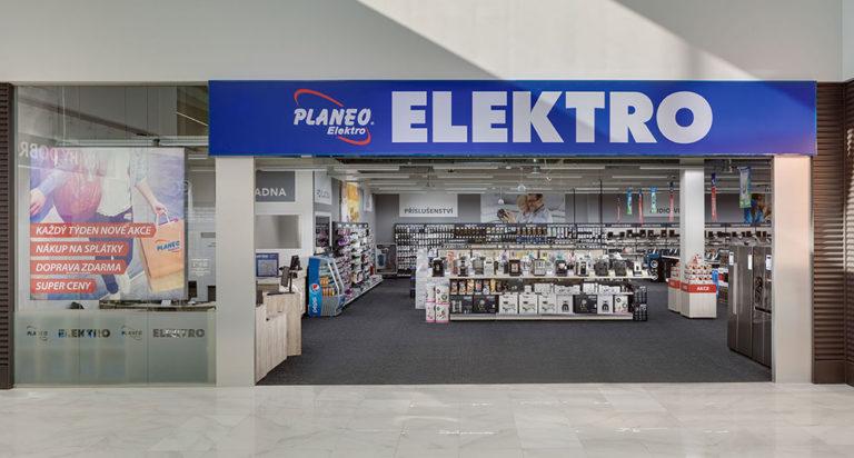 27. dubna se znovu otevřou prodejny se spotřební elektronikou, mezi prvními své zákazníky přivítá síť PLANEO Elektro