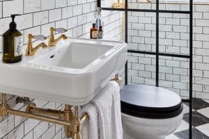 Proměna koupelny: Vytváření prostoru