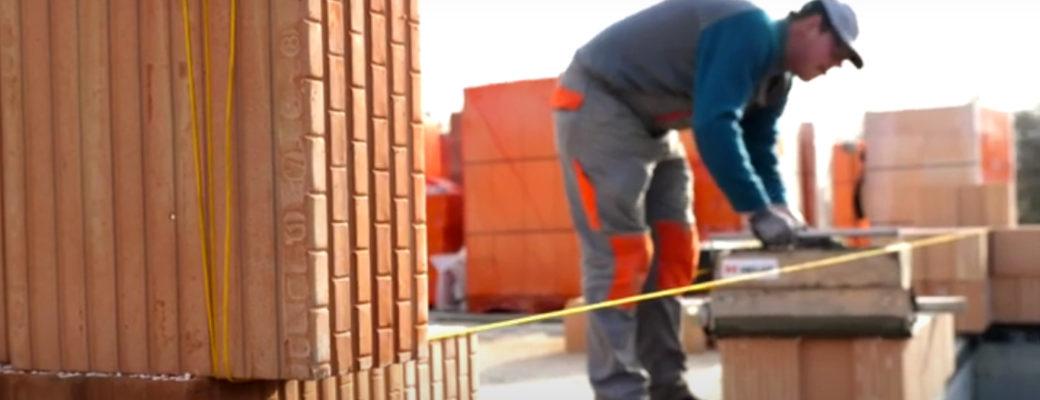 Video seriál Stavba domu: Stavba stěn (5. díl)