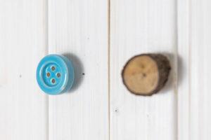 Dveře můžete oživit kreativními madélky