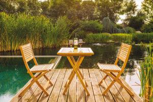 zahradní nabytek