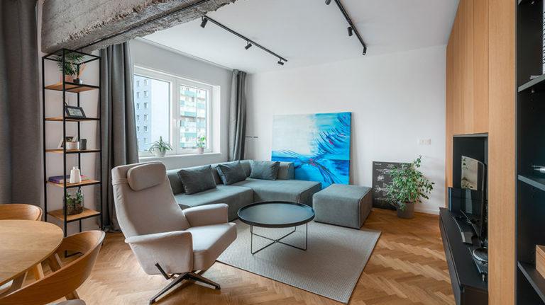PŘED a PO: Jak dopadla proměna bytu v katastrofálním stavu?