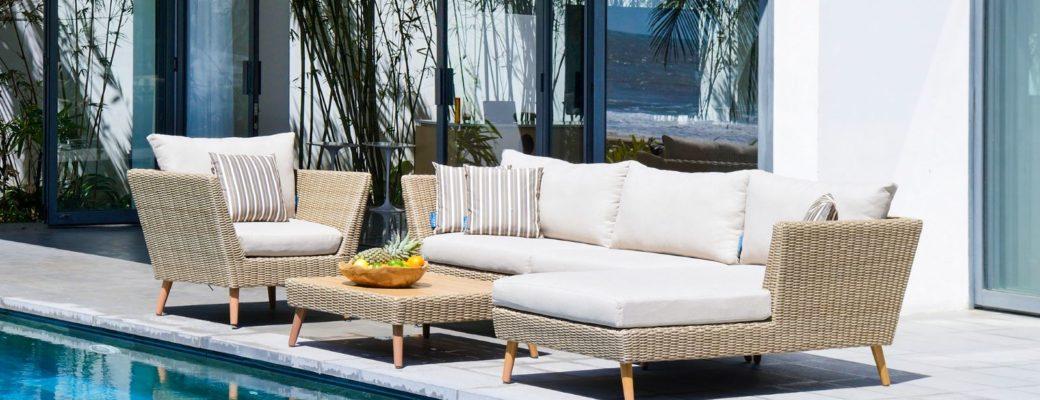Luxusně a trendy na zahradě