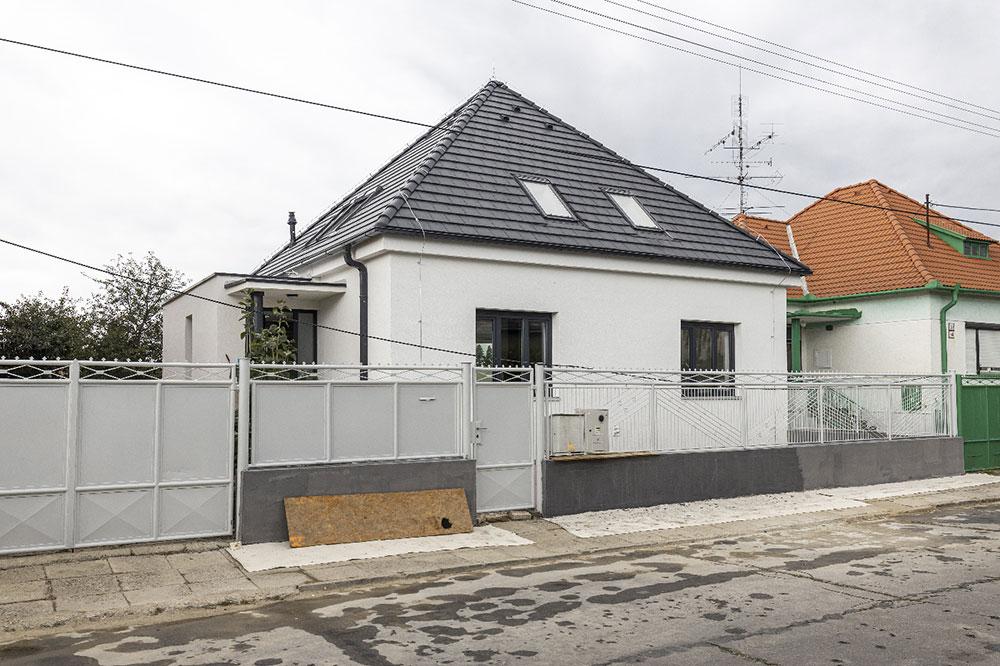 Moderní a zdravé bydlení v domě po babičce