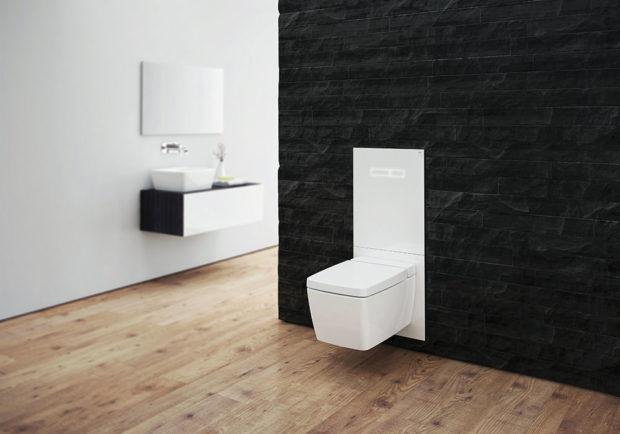 sprchovací toaleta